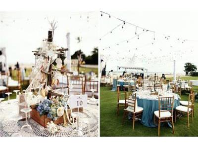 -24h chuyên dịch vụ cưới hỏi: trang trí nhà đám cưới hỏi, nhà hàng tiệc cưới, nhân sự bưng mâm quả, cổng hoa, xe hoa, cắt dán chữ và tin tức cưới hỏi: đám cưới sao, lập kế hoạch cưới, làm đẹp ngày cưới- Màu xanh - trắng phổ biến ở đám cưới hè
