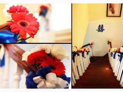 -24h chuyên dịch vụ cưới hỏi: trang trí nhà đám cưới hỏi, nhà hàng tiệc cưới, nhân sự bưng mâm quả, cổng hoa, xe hoa, cắt dán chữ và tin tức cưới hỏi: đám cưới sao, lập kế hoạch cưới, làm đẹp ngày cưới- Đám cưới xanh nước biển cho ngày hè