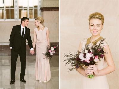 -24h chuyên dịch vụ cưới hỏi: trang trí nhà đám cưới hỏi, nhà hàng tiệc cưới, nhân sự bưng mâm quả, cổng hoa, xe hoa, cắt dán chữ và tin tức cưới hỏi: đám cưới sao, lập kế hoạch cưới, làm đẹp ngày cưới- Đám cưới vàng ánh kim cho dịp năm mới