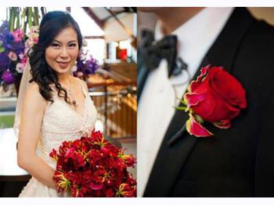 -24h chuyên dịch vụ cưới hỏi: trang trí nhà đám cưới hỏi, nhà hàng tiệc cưới, nhân sự bưng mâm quả, cổng hoa, xe hoa, cắt dán chữ và tin tức cưới hỏi: đám cưới sao, lập kế hoạch cưới, làm đẹp ngày cưới- Tiệc cưới ấm áp với màu đỏ ngập tràn