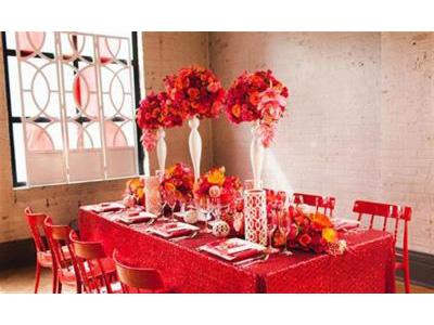 -24h chuyên dịch vụ cưới hỏi: trang trí nhà đám cưới hỏi, nhà hàng tiệc cưới, nhân sự bưng mâm quả, cổng hoa, xe hoa, cắt dán chữ và tin tức cưới hỏi: đám cưới sao, lập kế hoạch cưới, làm đẹp ngày cưới- Xu hướng tiệc cưới màu đỏ mùa thu đông