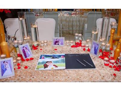 -24h chuyên dịch vụ cưới hỏi: trang trí nhà đám cưới hỏi, nhà hàng tiệc cưới, nhân sự bưng mâm quả, cổng hoa, xe hoa, cắt dán chữ và tin tức cưới hỏi: đám cưới sao, lập kế hoạch cưới, làm đẹp ngày cưới- Tiệc cưới ngập sắc đỏ của diễn viên Thiên Bảo