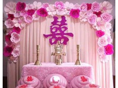 -24h chuyên dịch vụ cưới hỏi: trang trí nhà đám cưới hỏi, nhà hàng tiệc cưới, nhân sự bưng mâm quả, cổng hoa, xe hoa, cắt dán chữ và tin tức cưới hỏi: đám cưới sao, lập kế hoạch cưới, làm đẹp ngày cưới- Lưu ý khi cắm hoa lên bàn thờ gia tiên ngày cưới