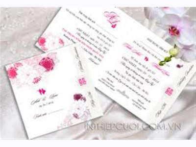 -24h chuyên dịch vụ cưới hỏi: trang trí nhà đám cưới hỏi, nhà hàng tiệc cưới, nhân sự bưng mâm quả, cổng hoa, xe hoa, cắt dán chữ và tin tức cưới hỏi: đám cưới sao, lập kế hoạch cưới, làm đẹp ngày cưới- Gợi ý mẫu thiệp mời đám cưới độc đáo cho cặp đôi mê sáng tạo