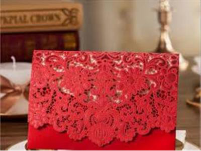-24h chuyên dịch vụ cưới hỏi: trang trí nhà đám cưới hỏi, nhà hàng tiệc cưới, nhân sự bưng mâm quả, cổng hoa, xe hoa, cắt dán chữ và tin tức cưới hỏi: đám cưới sao, lập kế hoạch cưới, làm đẹp ngày cưới- Thiệp cưới đẹp màu đỏ, cắt laser họa tiết cầu kỳ ánh kim nổi bật