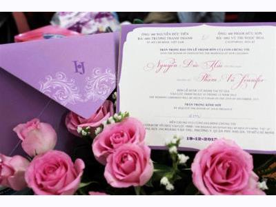 -24h chuyên dịch vụ cưới hỏi: trang trí nhà đám cưới hỏi, nhà hàng tiệc cưới, nhân sự bưng mâm quả, cổng hoa, xe hoa, cắt dán chữ và tin tức cưới hỏi: đám cưới sao, lập kế hoạch cưới, làm đẹp ngày cưới- Cách viết thiệp cưới: Làm sao để đẹp lòng khách mời?
