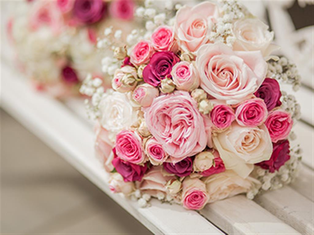 -24h chuyên dịch vụ cưới hỏi: trang trí nhà đám cưới hỏi, nhà hàng tiệc cưới, nhân sự bưng mâm quả, cổng hoa, xe hoa, cắt dán chữ và tin tức cưới hỏi: đám cưới sao, lập kế hoạch cưới, làm đẹp ngày cưới- 3 màu hoa cưới cô dâu Việt yêu thích nhất