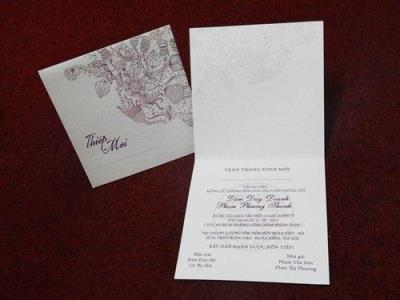 -24h chuyên dịch vụ cưới hỏi: trang trí nhà đám cưới hỏi, nhà hàng tiệc cưới, nhân sự bưng mâm quả, cổng hoa, xe hoa, cắt dán chữ và tin tức cưới hỏi: đám cưới sao, lập kế hoạch cưới, làm đẹp ngày cưới- Lưu ý khi đặt in và viết thiệp cưới