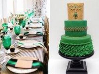 -24h chuyên dịch vụ cưới hỏi: trang trí nhà đám cưới hỏi, nhà hàng tiệc cưới, nhân sự bưng mâm quả, cổng hoa, xe hoa, cắt dán chữ và tin tức cưới hỏi: đám cưới sao, lập kế hoạch cưới, làm đẹp ngày cưới- Mang màu sắc ngọc lục bảo vào đám cưới