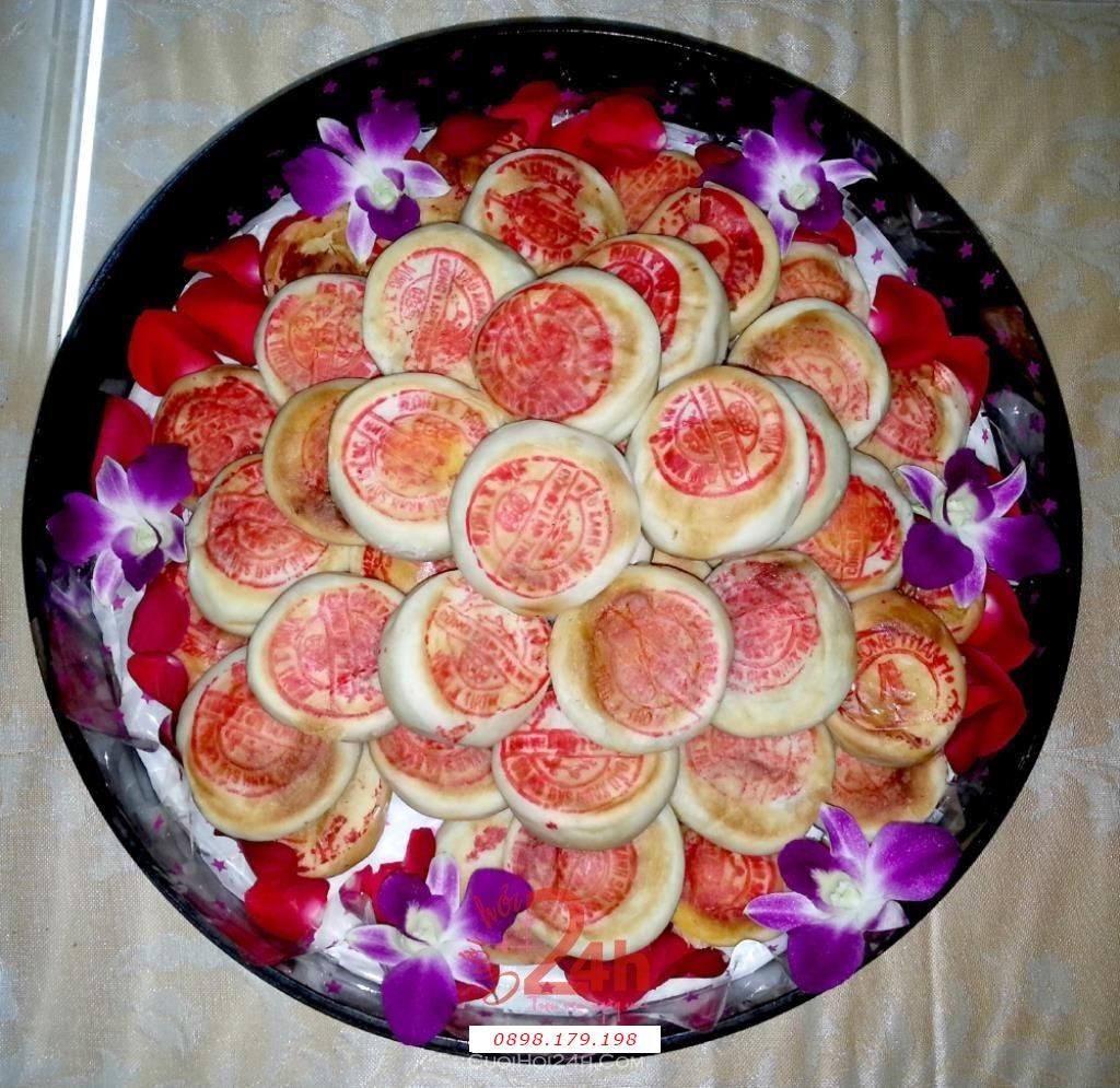Dịch vụ cưới hỏi 24h trọn vẹn ngày vui chuyên trang trí nhà đám cưới hỏi và nhà hàng tiệc cưới | Mâm quả cưới hỏi bánh thơm ngon