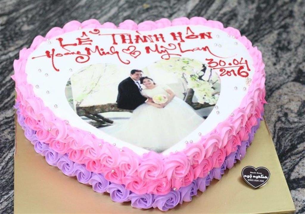 Dịch vụ cưới hỏi 24h trọn vẹn ngày vui chuyên trang trí nhà đám cưới hỏi và nhà hàng tiệc cưới | Mâm quả ngày cưới - Bánh kem 2 tầng ngày cưới