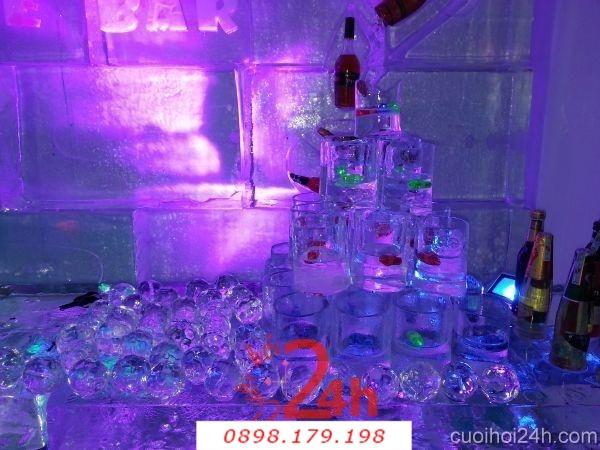 Dịch vụ cưới hỏi 24h trọn vẹn ngày vui chuyên trang trí nhà đám cưới hỏi và nhà hàng tiệc cưới | Trang trí bàn rượu