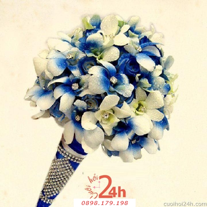 Dịch vụ cưới hỏi 24h trọn vẹn ngày vui chuyên trang trí nhà đám cưới hỏi và nhà hàng tiệc cưới | Hoa cầm tay cô dâu 143