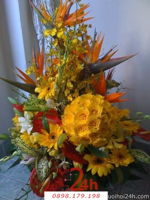 Dịch vụ cưới hỏi 24h trọn vẹn ngày vui chuyên trang trí nhà đám cưới hỏi và nhà hàng tiệc cưới | Hoa sự kiện khác 42