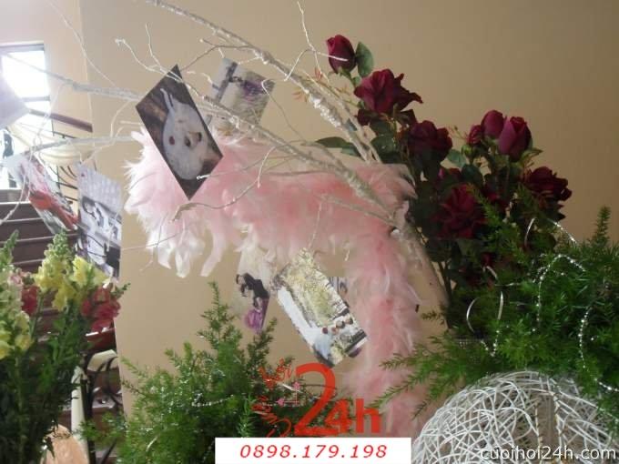Dịch vụ cưới hỏi 24h trọn vẹn ngày vui chuyên trang trí nhà đám cưới hỏi và nhà hàng tiệc cưới | Trang trí nhà hàng