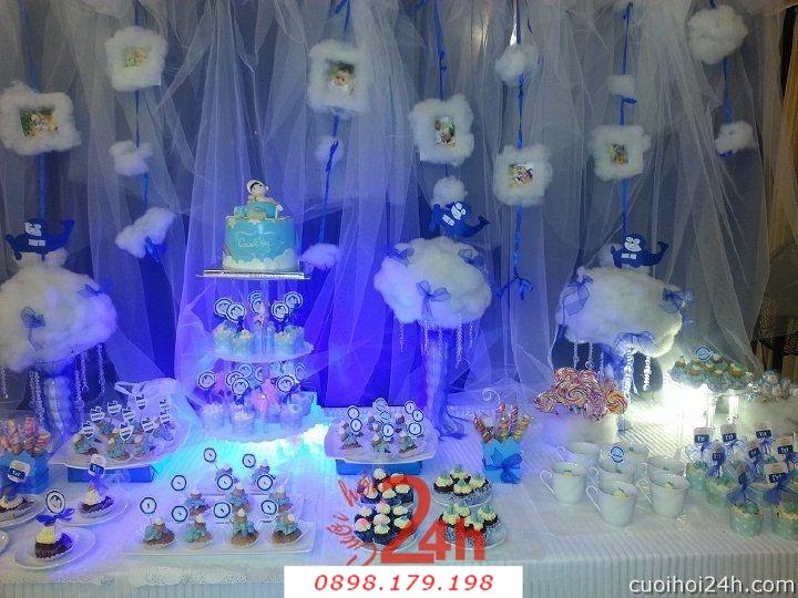 Dịch vụ cưới hỏi 24h trọn vẹn ngày vui chuyên trang trí nhà đám cưới hỏi và nhà hàng tiệc cưới | Trang trí nhà hàng 48