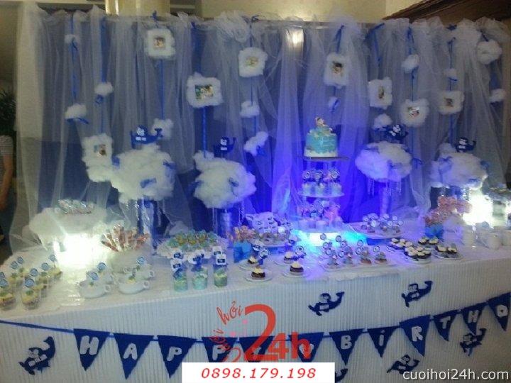 Dịch vụ cưới hỏi 24h trọn vẹn ngày vui chuyên trang trí nhà đám cưới hỏi và nhà hàng tiệc cưới | Trang trí nhà hàng 49
