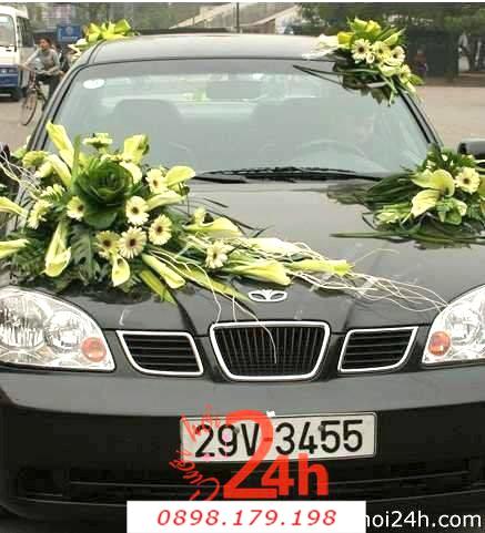 Dịch vụ cưới hỏi 24h trọn vẹn ngày vui chuyên trang trí nhà đám cưới hỏi và nhà hàng tiệc cưới | Cho thuê xe (4-50 chỗ) 43