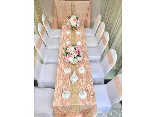 Dịch vụ cưới hỏi 24h trọn vẹn ngày vui chuyên trang trí nhà đám cưới hỏi và nhà hàng tiệc cưới | Uê ghế trang trí tiết kiệm