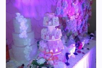Dịch vụ cưới hỏi 24h trọn vẹn ngày vui chuyên trang trí nhà đám cưới hỏi và nhà hàng tiệc cưới | Quà cám ơn khách 02