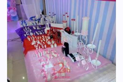 Dịch vụ cưới hỏi 24h trọn vẹn ngày vui chuyên trang trí nhà đám cưới hỏi và nhà hàng tiệc cưới | Quà cám ơn khách 08
