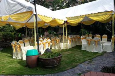 Dịch vụ cưới hỏi 24h trọn vẹn ngày vui chuyên trang trí nhà đám cưới hỏi và nhà hàng tiệc cưới | Nhà bạt, khung rạp cưới hỏi (3)