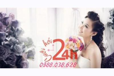 Dịch vụ cưới hỏi 24h trọn vẹn ngày vui chuyên trang trí nhà đám cưới hỏi và nhà hàng tiệc cưới | MAKE UP HUỲNH LỢI