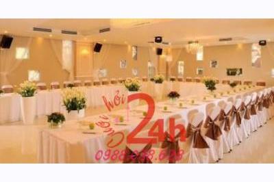 Dịch vụ cưới hỏi 24h trọn vẹn ngày vui chuyên trang trí nhà đám cưới hỏi và nhà hàng tiệc cưới | Hội nghị tiệc cưới C