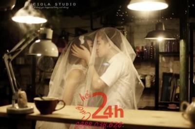 Dịch vụ cưới hỏi 24h trọn vẹn ngày vui chuyên trang trí nhà đám cưới hỏi và nhà hàng tiệc cưới | Luciola Studio