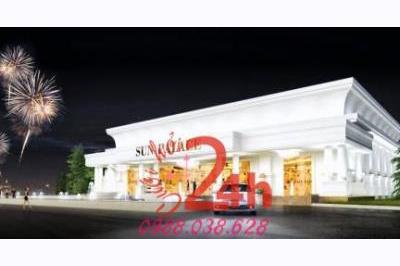 Dịch vụ cưới hỏi 24h trọn vẹn ngày vui chuyên trang trí nhà đám cưới hỏi và nhà hàng tiệc cưới | Sun Palace