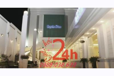 Dịch vụ cưới hỏi 24h trọn vẹn ngày vui chuyên trang trí nhà đám cưới hỏi và nhà hàng tiệc cưới | BẠCH KIM Wedding - E