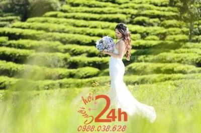 Dịch vụ cưới hỏi 24h trọn vẹn ngày vui chuyên trang trí nhà đám cưới hỏi và nhà hàng tiệc cưới | Helen Nguyen Studio