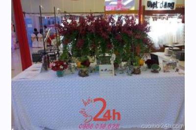 Dịch vụ cưới hỏi 24h trọn vẹn ngày vui chuyên trang trí nhà đám cưới hỏi và nhà hàng tiệc cưới | Trang trí bàn ký tên 26