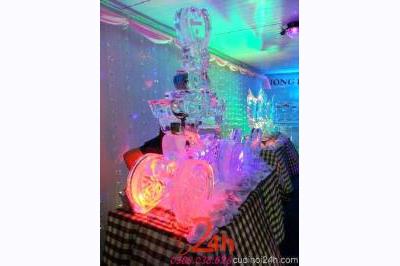 Dịch vụ cưới hỏi 24h trọn vẹn ngày vui chuyên trang trí nhà đám cưới hỏi và nhà hàng tiệc cưới | Tượng uyên ương