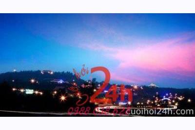 Dịch vụ cưới hỏi 24h trọn vẹn ngày vui chuyên trang trí nhà đám cưới hỏi và nhà hàng tiệc cưới | Viet Star Resort & S