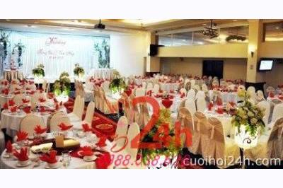Dịch vụ cưới hỏi 24h trọn vẹn ngày vui chuyên trang trí nhà đám cưới hỏi và nhà hàng tiệc cưới | Yasaka Saigon Nhatra