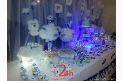 Dịch vụ cưới hỏi 24h trọn vẹn ngày vui chuyên trang trí nhà đám cưới hỏi và nhà hàng tiệc cưới | Trang trí nhà hàng 5