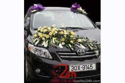 Dịch vụ cưới hỏi 24h trọn vẹn ngày vui chuyên trang trí nhà đám cưới hỏi và nhà hàng tiệc cưới | Cho thuê xe (4-50 chỗ) 40